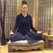 Raja Meditation Chair, Eco-friendly, Comfortable with Back Support