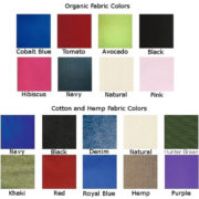 bean bag color selection