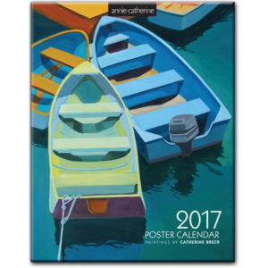 Catherine Breer Poster Calendar 2017