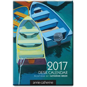 catherine breer desk calendar 2017