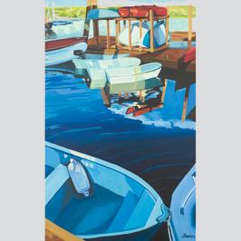 14231 Town Wharf Print Sale