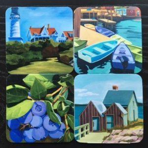Coastal Coaster Set1