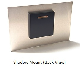 Shadow Mount (Back View)