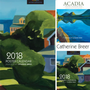 Catherine Breer Landscapes Calendars -