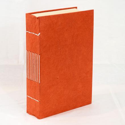 Lokta Paper Journal, Stitch Bind, Medium