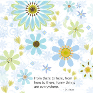 Little Moments Funny Things Art Print