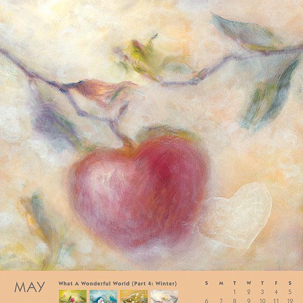 myIntrospection poster calendar 2018 may