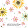 Little Moments Mothers Are Beautiful Art Print