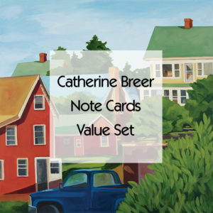 Catherine Breer Note Cards Value Set