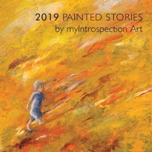 Clln: Painted Stories Art Calendars