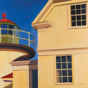 Pdt: Print: Catherine Breer: Lighthouses