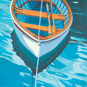 Boats Prints by C Breer