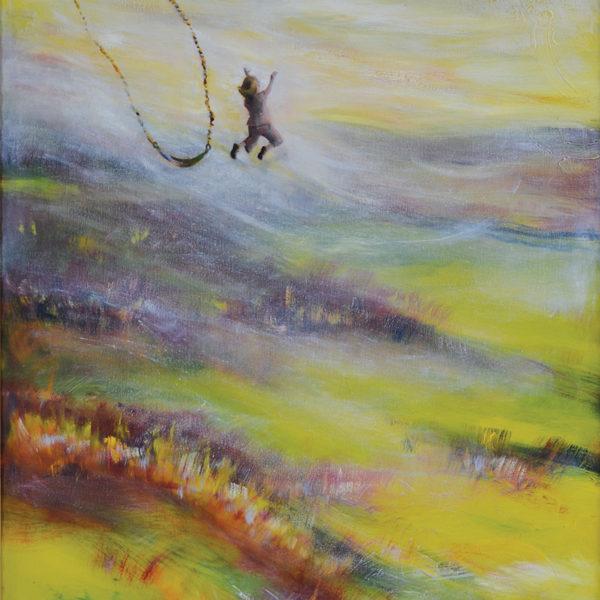 Leap of Faith portrait rectangle