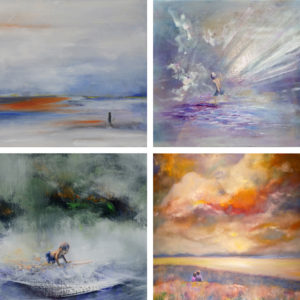 myIntrospection.Stephen Inspirational Landscape Art Print Set