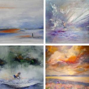 Art Print Sets by StephenC