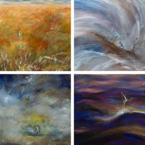 Clln: Painted Stories Art Print Set