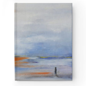 Young-Man-And-The-Sea Hardcover Journal
