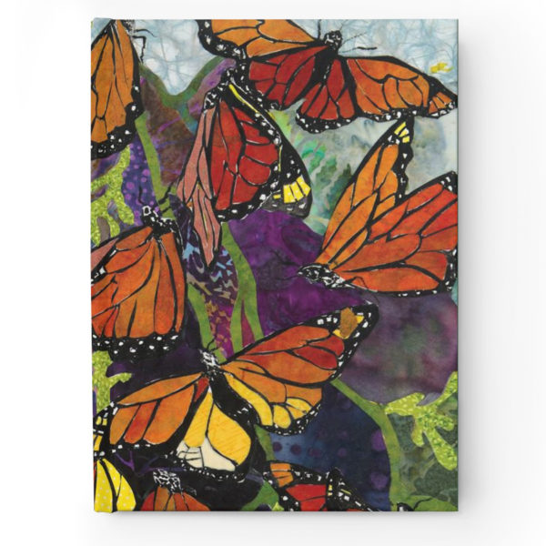 Monarch Hardcover Journal