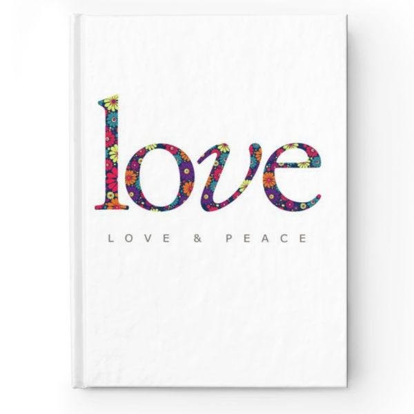 soulduster love hardcover journal