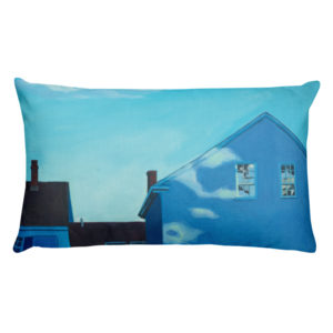 Dancing-Light Decorative Pillow