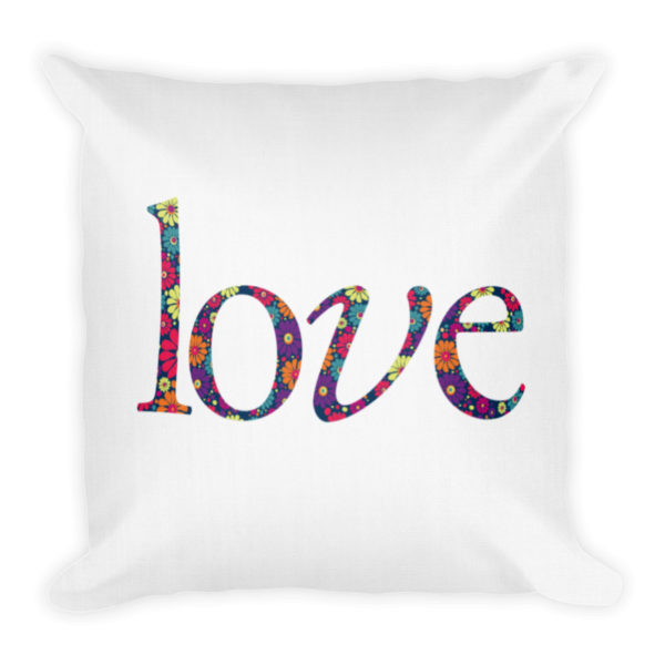 Love Decorative Pillow