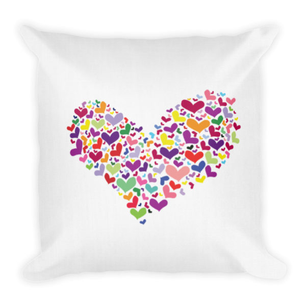 Peace Pillow Front