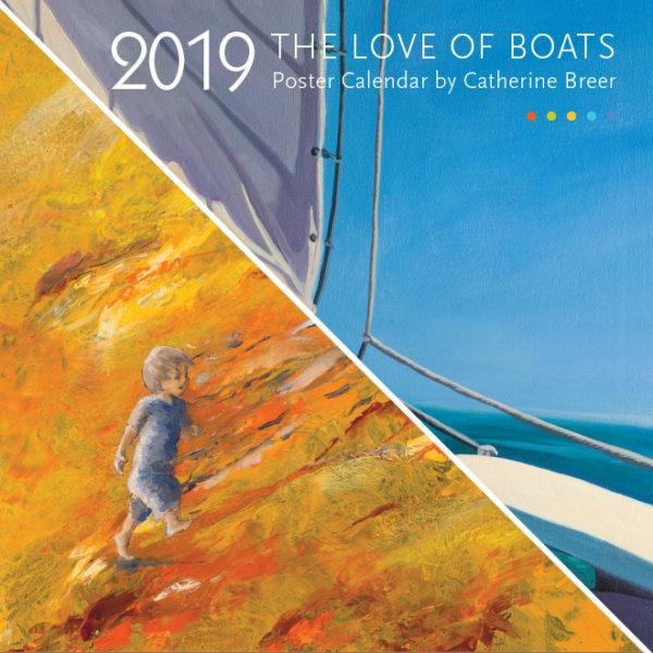 2019 Calendar Bundle Love of Boats & Painted Stories