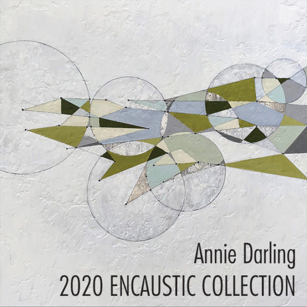 2020 Annie Darling Encaustic Art Calendar