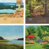 2020 Catherine Breer Acadia Calendar Detail 2