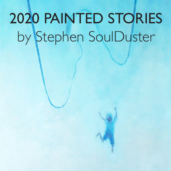 2020 Stephen SoulDuster Painted Stories Calendar
