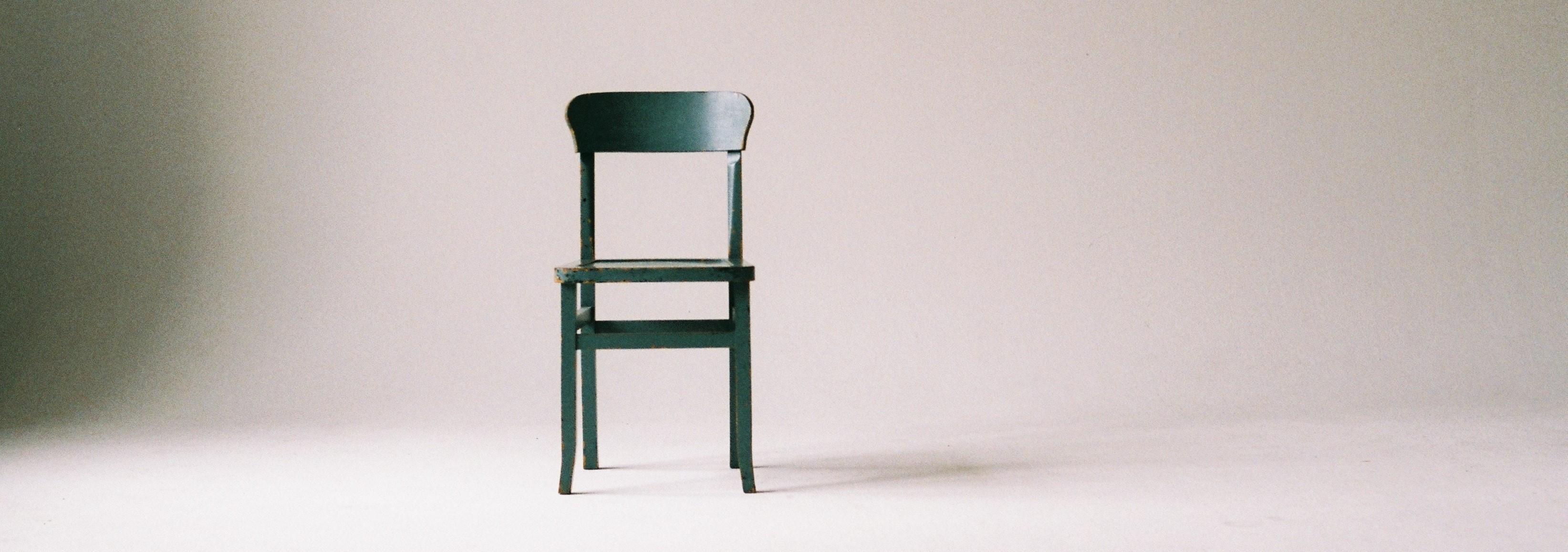 Art As Healing Chair