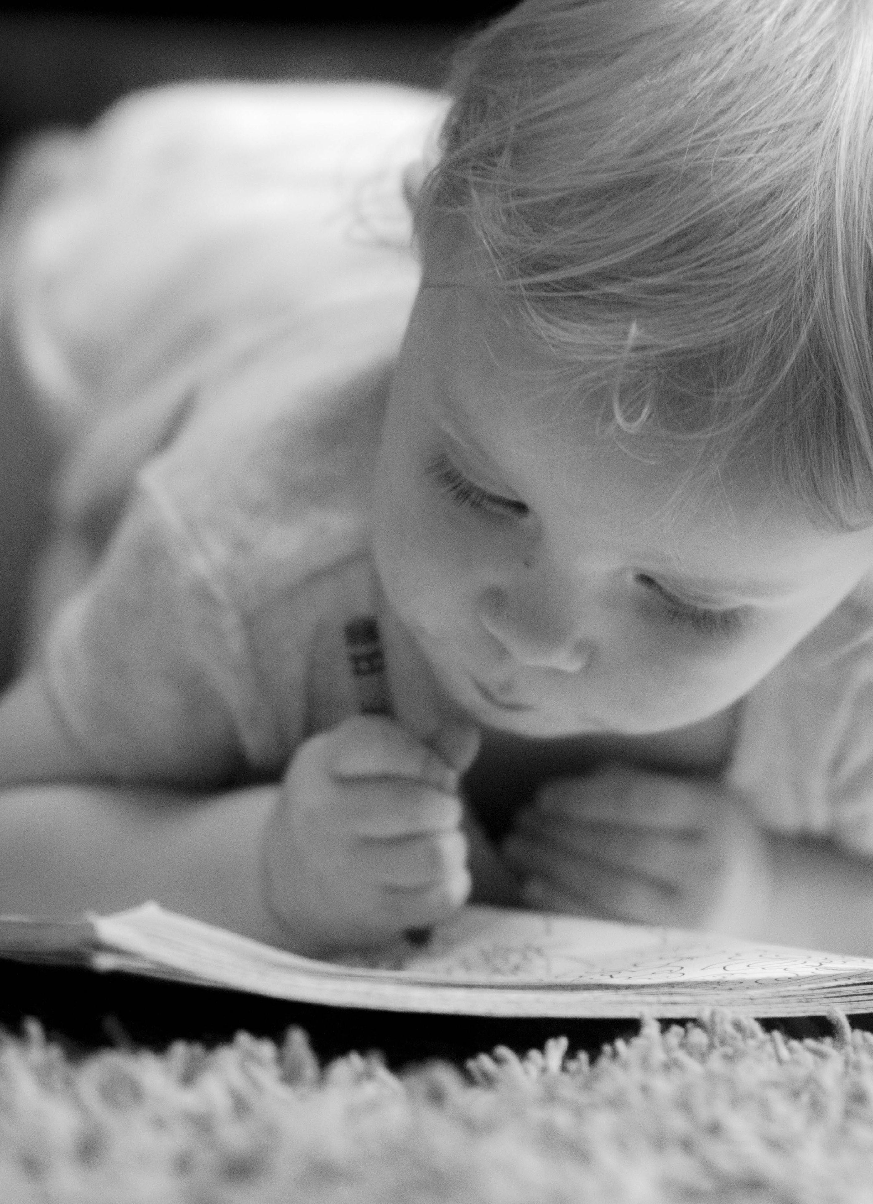 Art As Healing Baby Drawing