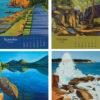2021 Catherine Breer Acadia Calendar Detail 3