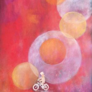 kiddo biking