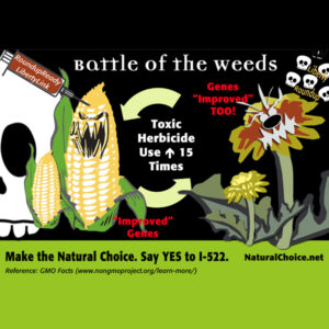 battle of the weeds