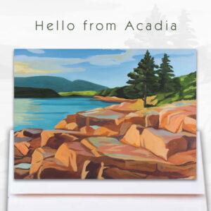 C Breer Cards: Acadia