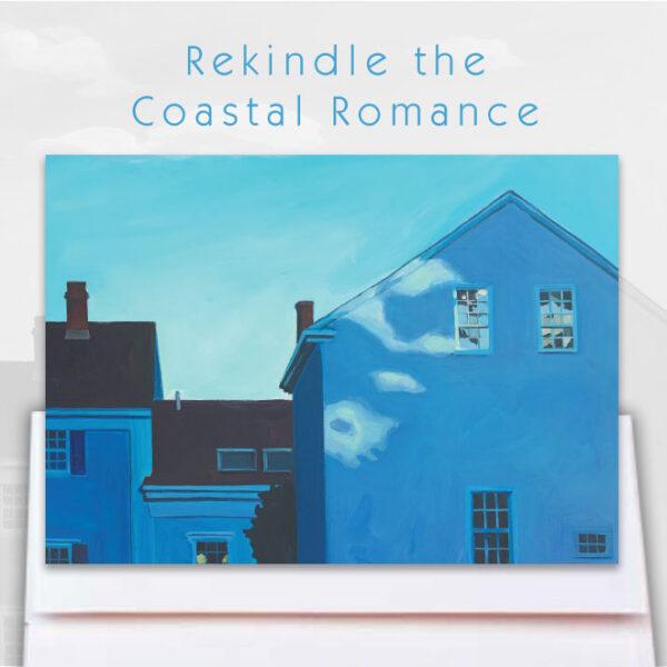 Coastal Romance Cards