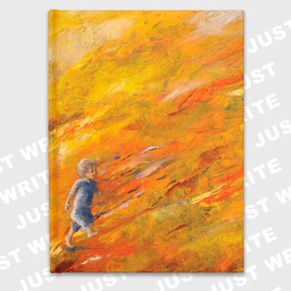 ashes hardcover journal