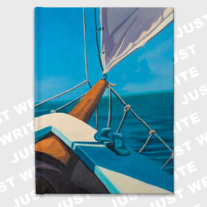 schooner hardcover journal