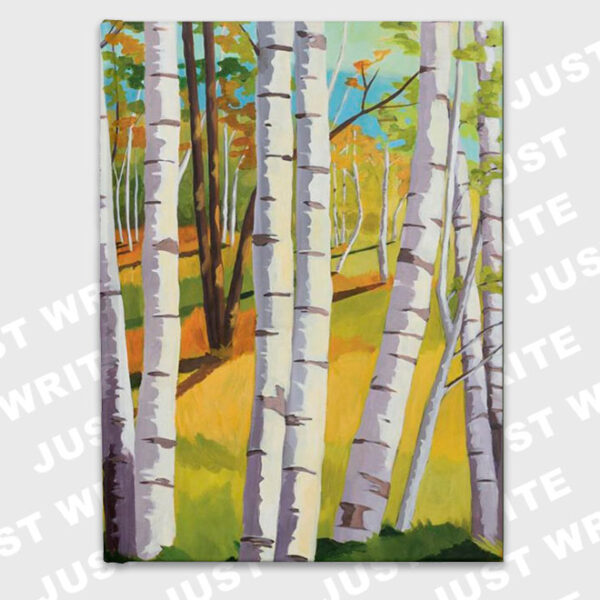 Trail Hardcover Journal