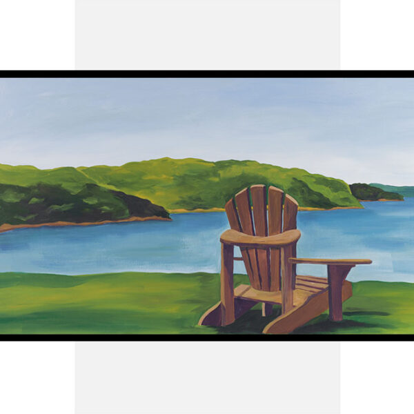 Adirondack Art Print 11x17