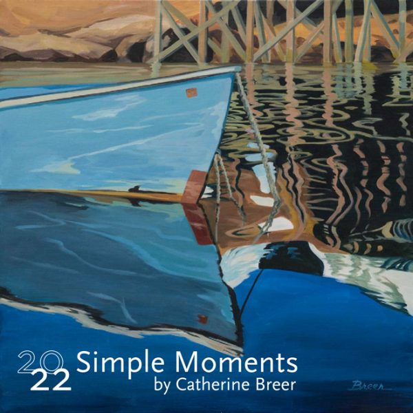 Catherine Breer Simple Moments Calendar 2022