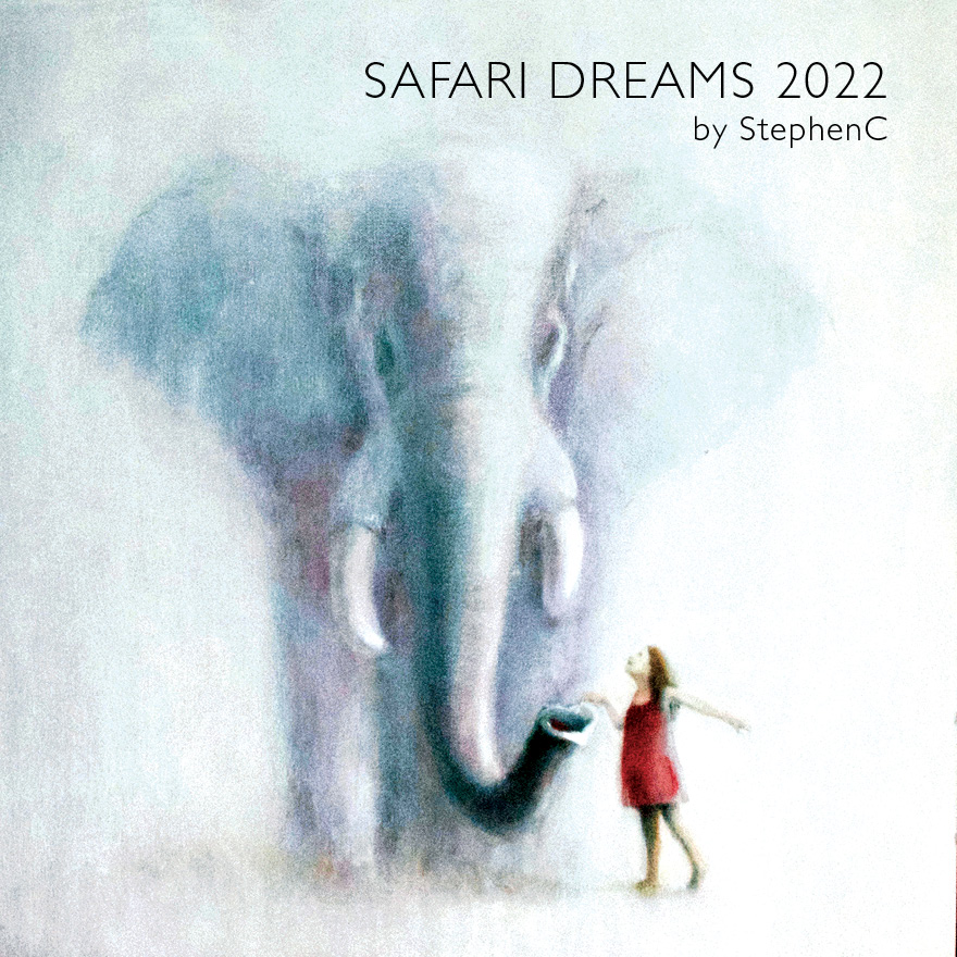 StephenC Safari Dreams Calendar 2022