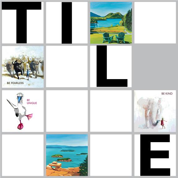 Art Tile Trivets